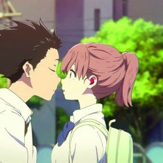 Read A Silent Voice Manga Online in Hight Quality. Manga Anime, Sad Anime, Kawaii Anime, Anime Art, Anime Films, Anime Characters, A Silent Voice Manga, Koe No Katachi Anime, A Silence Voice