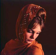 Jean Shrimpton, c.1960
