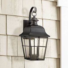 Quoizel Millhouse High Black Outdoor Wall Light is a quality for your ideas. Outdoor Wall Light Fixtures, Black Outdoor Wall Lights, Exterior Light Fixtures, Exterior Lighting, Outdoor Wall Lighting, Outdoor Walls, Outdoor Wall Lantern, Lighting Ideas, Candelabra Bulbs
