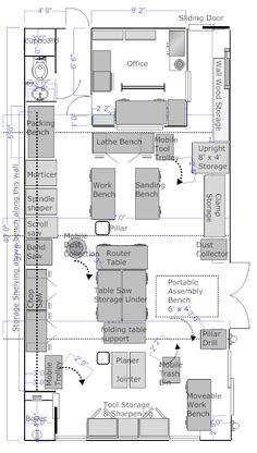 workshop layout. woodturning workshop layouts - yahoo image search results layout