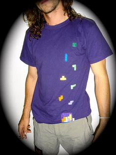 tetris Tshirt, $19.89