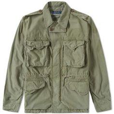 Polo Ralph Lauren Military M-43 Jacket