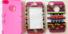 3 Piece Aztec iPhone Case!