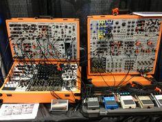 Analog Modular Synthesizer