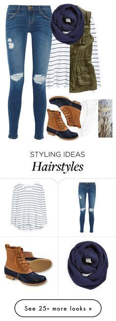 """"""""""" 'Cause there's still, too long till the weekend."""" """" by meljordrum on Polyvore featuring MANGO, Old Navy, Current/Elliott, Xhilaration, L.L.Bean, BP., women's clothing, women's fashion, women and female"""