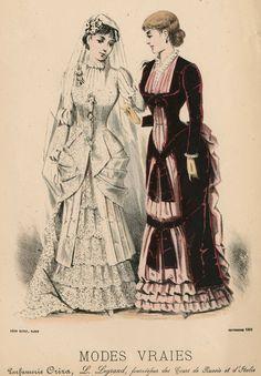 Modes Vraies 1882