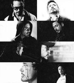 Tony Stark---Iron Man 3