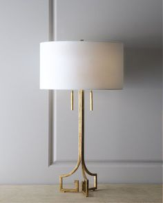Horchow Regina-Andrew Design Le Chic Golden Table Lamp on shopstyle.com 385