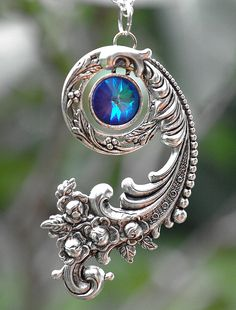We are giving away a $150 Amazon gift card! Every purchase in our Etsy shop from now until September 10 is eligible. Be sure to put GIFT CARD in the note section of your purchase to qualify! We will draw a winner on September 11. Oceans of Deep Fate Pendant by KeypersCove on Etsy, $40.00