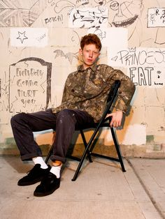 King Krule a Cult Singer in the Making Is Setting the Terms Himself