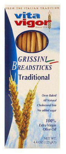 HCG Diet Grissini Breadsticks (Tradit...