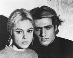 Edie Sedgwick & Gerard Malanga