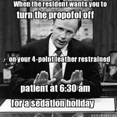 """Not gonna do it, wouldn't be prudent"" #ICU #nursing #nightshift #RN"