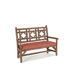 Rustic settees by La Lune Collection are designer quality, hand-crafted furniture made in the USA. Rustic Chair, Rustic Furniture, Outdoor Furniture, Outdoor Decor, Settee, Furniture Making, Chairs, Natural, Collection