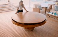 The perfect table for a family of any size!