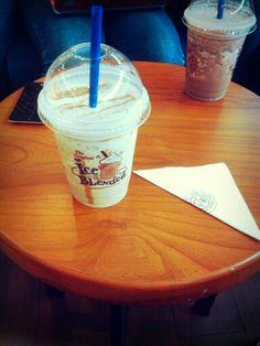 Caramel @ coffee bean paragon mall