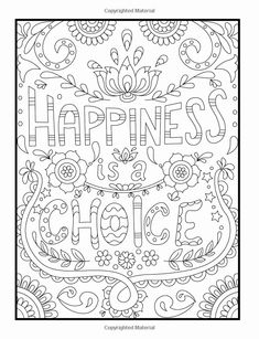 Coloring Books for Stress Relief - 20 Coloring Books for Stress Relief , Stress Relief Coloring Pages to Help You Find Your Zen Again Summer Coloring Pages, Quote Coloring Pages, Coloring Pages Inspirational, Printable Adult Coloring Pages, Free Coloring Pages, Coloring Books, Inspirational Quotes, Motivational Sayings, Coloring Sheets