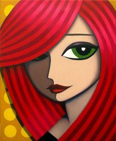 Recent paintings by artist Jeff Lyons. LyonsART.com