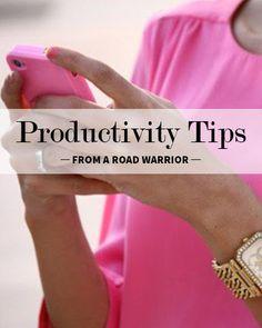 productivity-road-tips