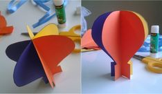 .: Balão em 3D
