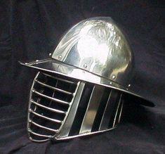 Stock Helms   Ironmonger Armory