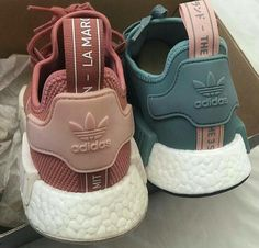 Adidas Women Shoes - Shoes: adidas pastel sneakers blue sneakers grey sneakers petrol dusty pink pink sneakers adidas - We reveal the news in sneakers for spring summer 2017 Cute Shoes, Me Too Shoes, Women's Shoes, Pink Shoes, Shoes Style, Pastel Shoes, Grey Shoes, Shoes Jordans, Converse Shoes