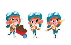 Pixar Character Design, 2d Character, Character Design References, Game 2d, Pixar Characters, Digital Art Girl, Visual Development, Retro Art, Character Illustration