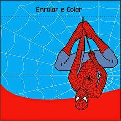 spiderman-free-printable-kit-003.jpg (771×771)