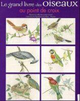 A book full of beautiful bird charts Cross Stitch Magazines, Cross Stitch Books, Cross Stitch Bird, Beaded Cross Stitch, Cross Stitch Embroidery, Australian Birds, Crochet Books, Crochet Lace, Le Point