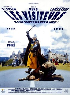 Les Visiteurs - Film (1993) - SensCritique