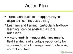 The Mighty Action Plan  Retail Audit And Store Execution Software