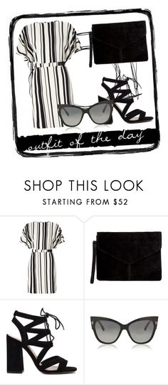 """outfit of the day #18"" by whyfashionblog on Polyvore featuring moda, Miss Selfridge, Tom Ford e Tim Holtz"