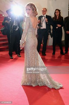 Tatiana Luter attends the Premiere of 'Il Racconto Dei Racconti' during the 68th annual Cannes Film Festival on May 14, 2015 in Cannes, France.