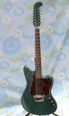 Vintage 1965 Fender Electric XII 12 String Guitar   Reverb