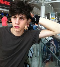 Simone Nobili @ WOK John F. Kennedy International Airport.