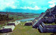 Ruinas mayas Chinkultic.