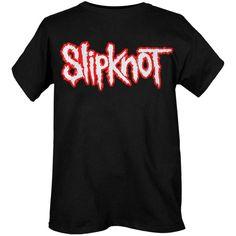 Slipknot Basic Logo T-Shirt | Hot Topic ($21)
