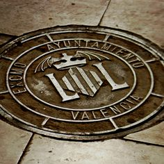 #manhole #valencia #spain