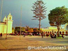Parque Central de Huehuetenango