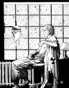 Man of The Atom by Barry Windsor-Smith