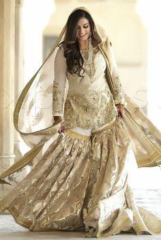 Pakistani Wedding Outfits, Pakistani Bridal Dresses, Bridal Outfits, Pakistani Gharara, Wedding Dresses, Walima Dress, Shadi Dresses, Indian Fashion Dresses, Indian Designer Outfits