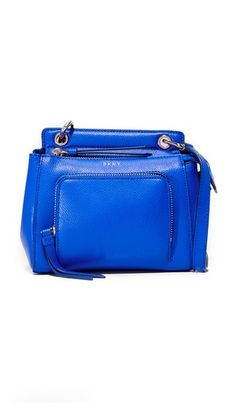 DKNY . #dkny #bags #shoulder bags #hand bags #leather #
