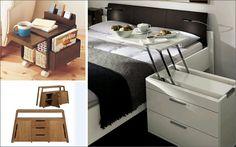 Mueble multifuncional para espacios pequeños - Decofilia.com
