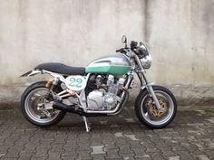 Yamaha XJR 1200 by Aniba motorcycles