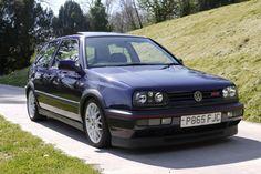 VW Golf mk3 GTi anniversary , love it