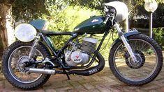 When Harley made racing bikes – Aermacchi HD 350 in Italy | Rare ...