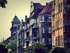 Juliusz Slowacki Street, Poznań