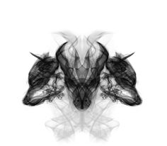 Cerberus by Fraxuur.deviantart.com on @deviantART  The coolest Cerberus image I've seen that's abstract without being tribal and tacky. Awesome.