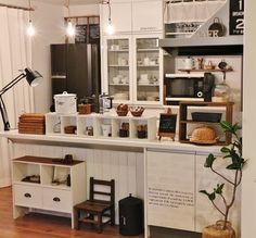 Kitchen cafe'
