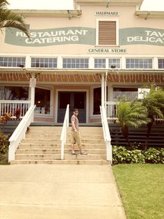 General Store in Maui!  Must Eat.